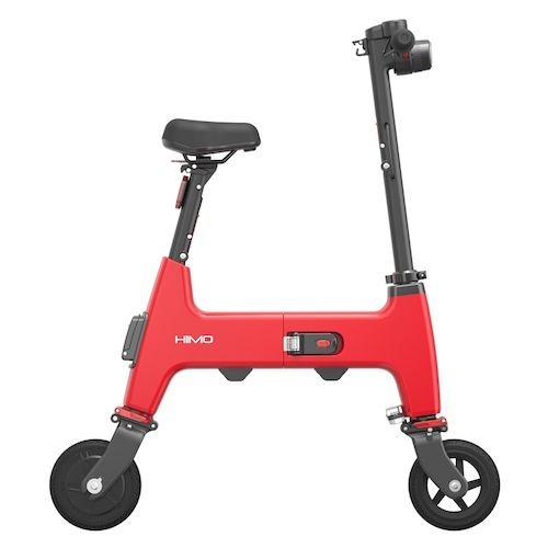 HIMO H1 Folding EBike Super Mini Electric Scooter 36V7.5AH Lithium Battery  180w Motor Super Carry Urban Mobility Tools